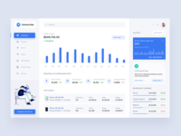 E-commerce Dashboard Design