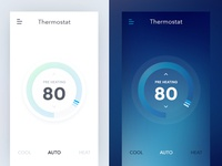 Thermostat Exploration
