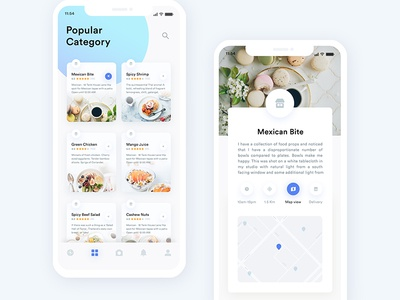 Restaurants App Exploration - 02