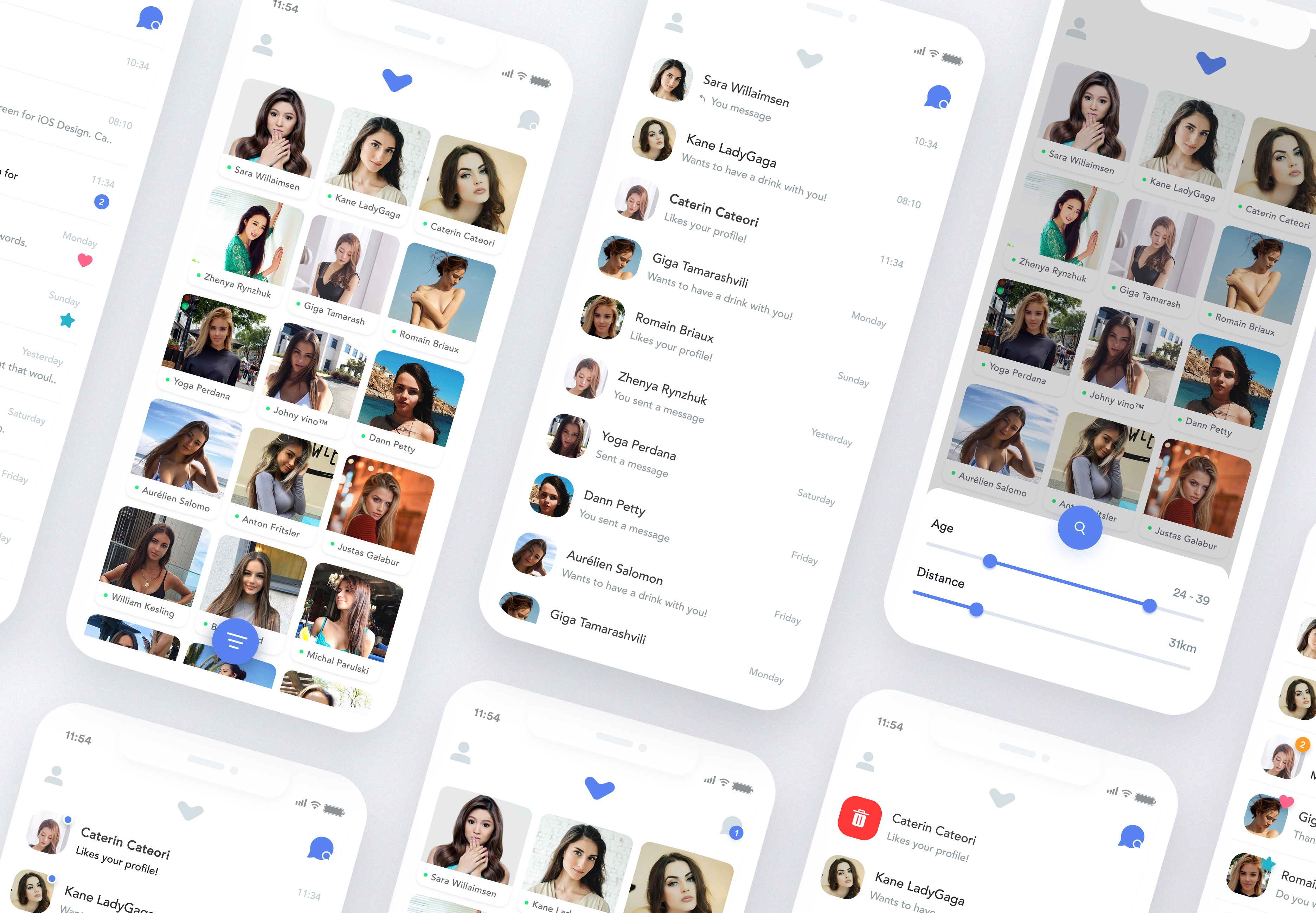 Dating apps exploration preview