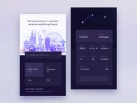 Dark ui design exploration for flight ios app   02