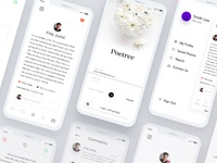 Poetry apps exploration overview