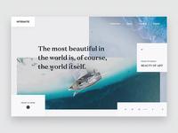 Intesaite Landing Page Concept - 02