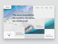 Intesaite Landing Page Concept 03