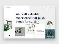 Nature Portfolio Concept - 02