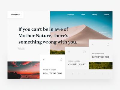 Nature Portfolio Concept - 03