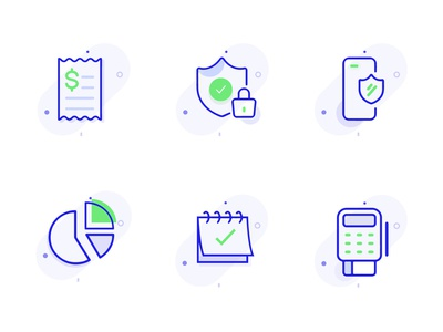 Blog Website - Iconography interface design icon event branding finance app event icon mobile payment wallet cryptocurrency illustration custom icon icongraphy iconset
