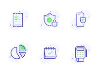 Blog Website - Iconography