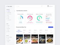 Health app meal plan exploration new