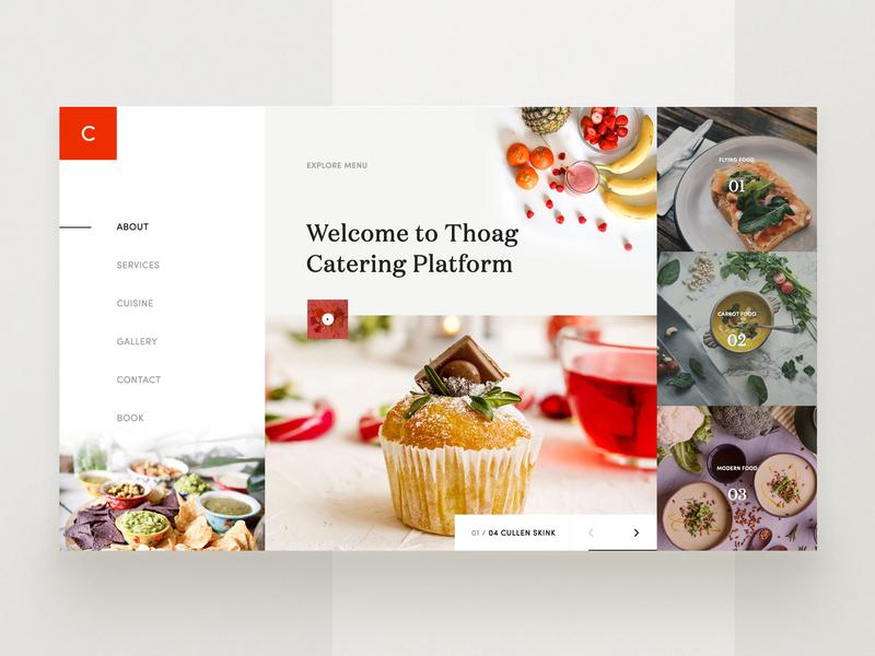 Exploration Food Web Design