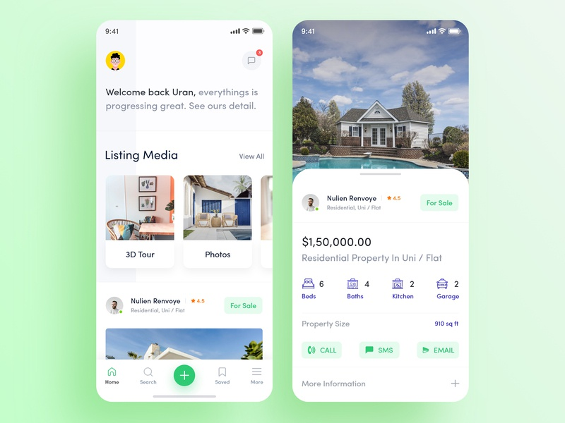 Property Application Design travel flight app rent hotel  travel app iphone x booking app hotel booking app real estate  ui  ux property  renting  ui ios  management experience  interaction real estate app rental  ui real estate mobile app design property application design