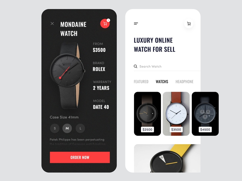 Luxury Watch Application Design 2.0 ar app watch for sell luxury online application design watch app ar ui ux designer  watch app stop digital toolbox  ui modern  recognition minimal  mobile design ui luxury branding luxury brand machine learning luxury ar watch app concept luxury ar watch iphone x app ecommerce shop ar augmented reality ar watch app  augmentedreality artificial intelligence