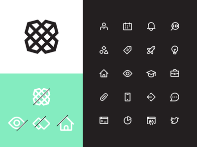 Plaid Iconography icons set brand icons plaid medium line icons icons design icon system iconography icons