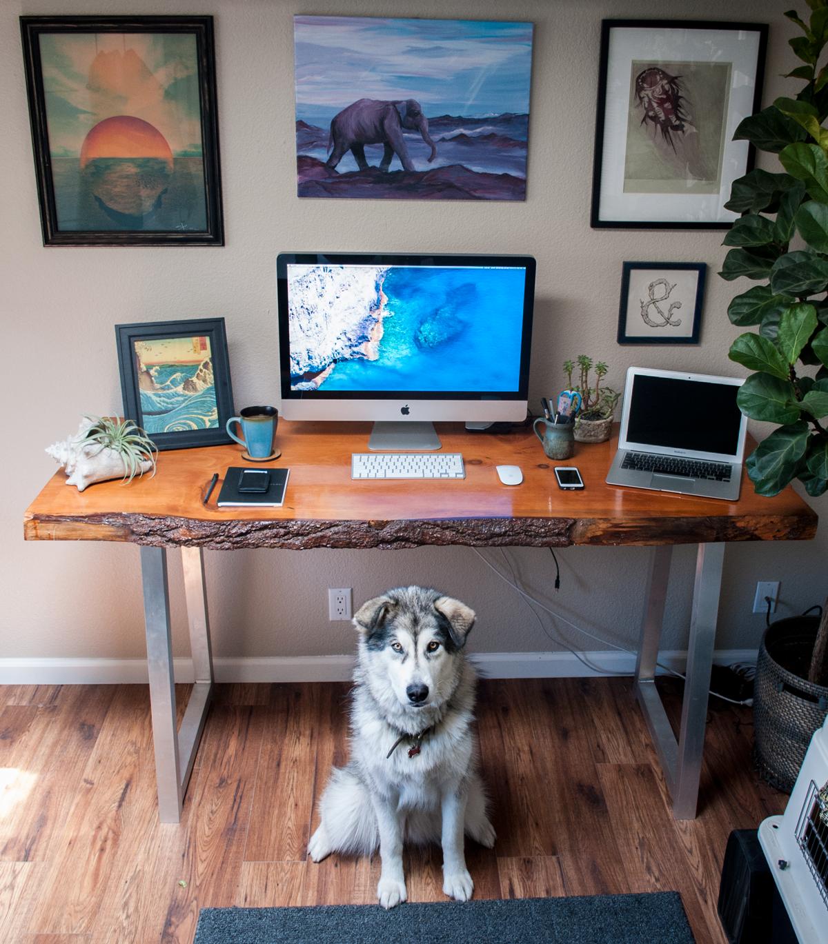 Workspace nahla