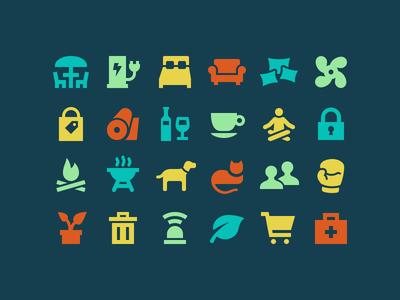 Apartment List - Icon Set