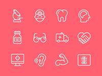Healthcare Iconography