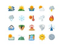 Nature Emojis