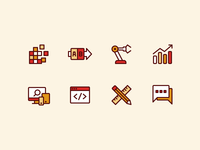 Capabilities Iconography