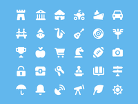 Salesforce Iconography