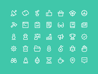 Hewlett Packard Enterprise | Iconography