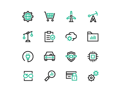HPE Iconography