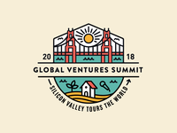 Sillicon Valley Tours Badge