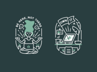 ServiceNow Badge Series