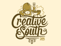 Creative South Design Conference T-Shirt