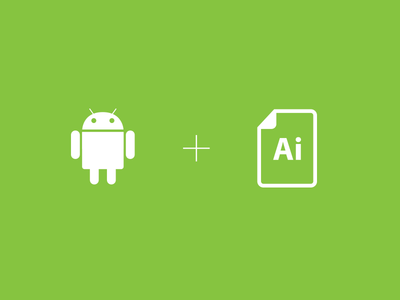 Free Vector Android UI Toolkit Download