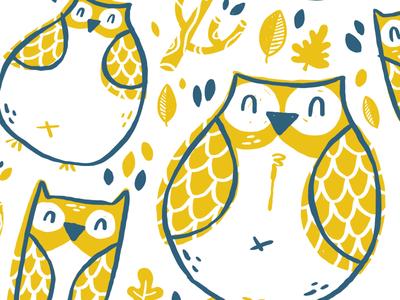 Owl Childrens Prints