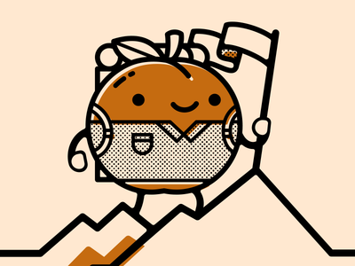 Adventure Peach