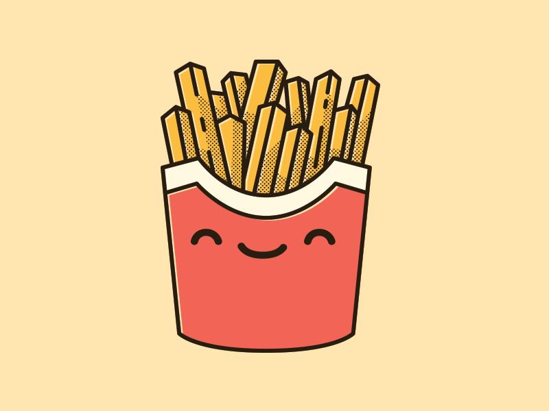 Happy fry