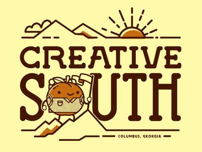 Creative South Explore Graphic