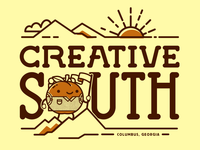 Creative South Explore Graphic