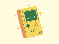 Gameboy happy!