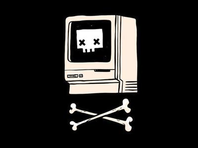 Mac And Cross Bones