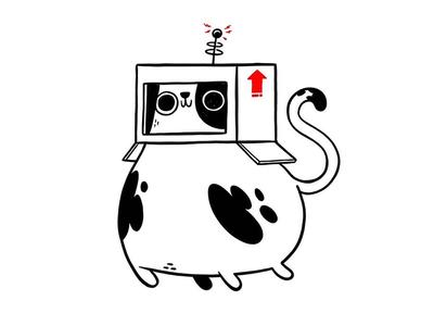 Adventures of Fat Cat in Space