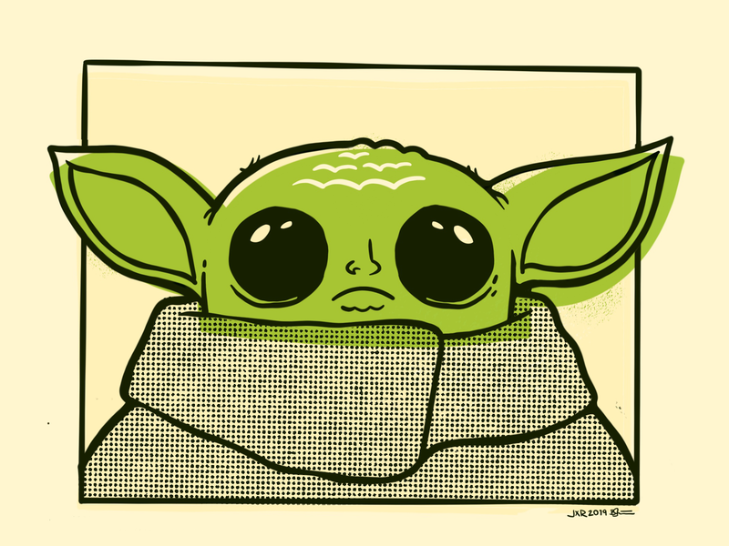 Baby Yoda? Green Bean? The Kid?