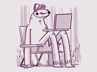 Working Sasquatch