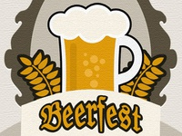 Beerfest Badge