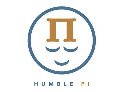 Very Humble humble logo pi calm