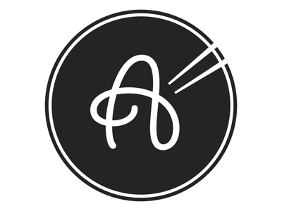 Anthony Ramen clean dark logo ramen
