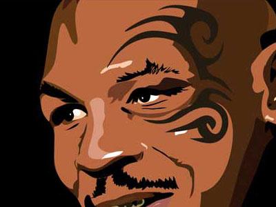 Tyson portrait dark