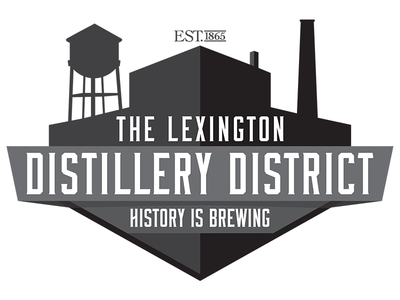 distillery district logo by oculus studios dribbble