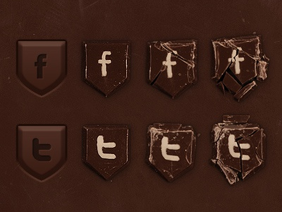 Sagres Preta Chocolate chocolate buttons web twitter facebook