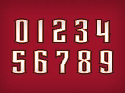 Bucs Numbers