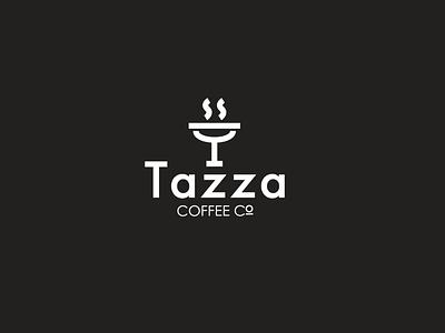 Tazza Coffee CO. Logo Challenge logo challenge branding logo illustrator design