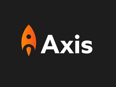 Axis Logo Challenge vector graphic design logo branding illustrator design