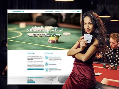 Casino-Cashback Website for Client website wordpress elementor design
