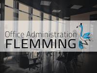 Logodesign Office Administration branding design logo